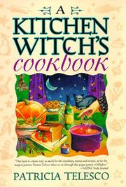 Kitchen Witch's Cookbook, by Telesco